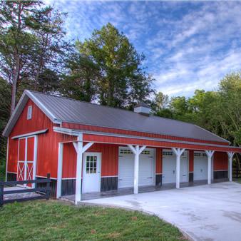 Best 2020 Pole Barns Contractors Horse Barns Metal
