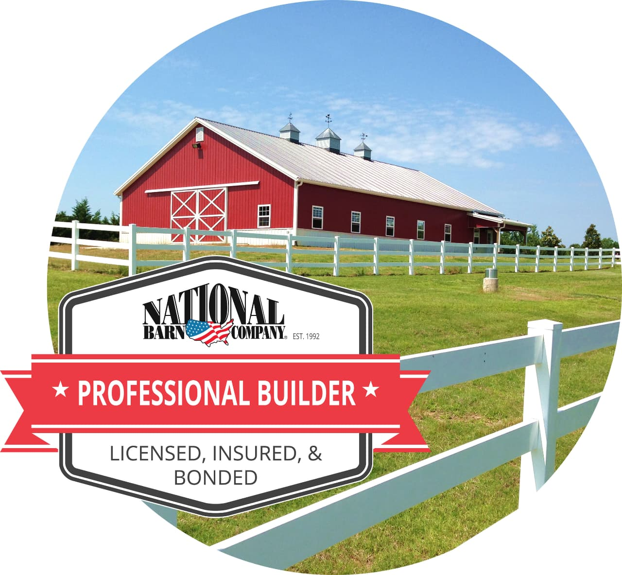 Welcome To National Barn Company Pole Barns Horse Barns Best
